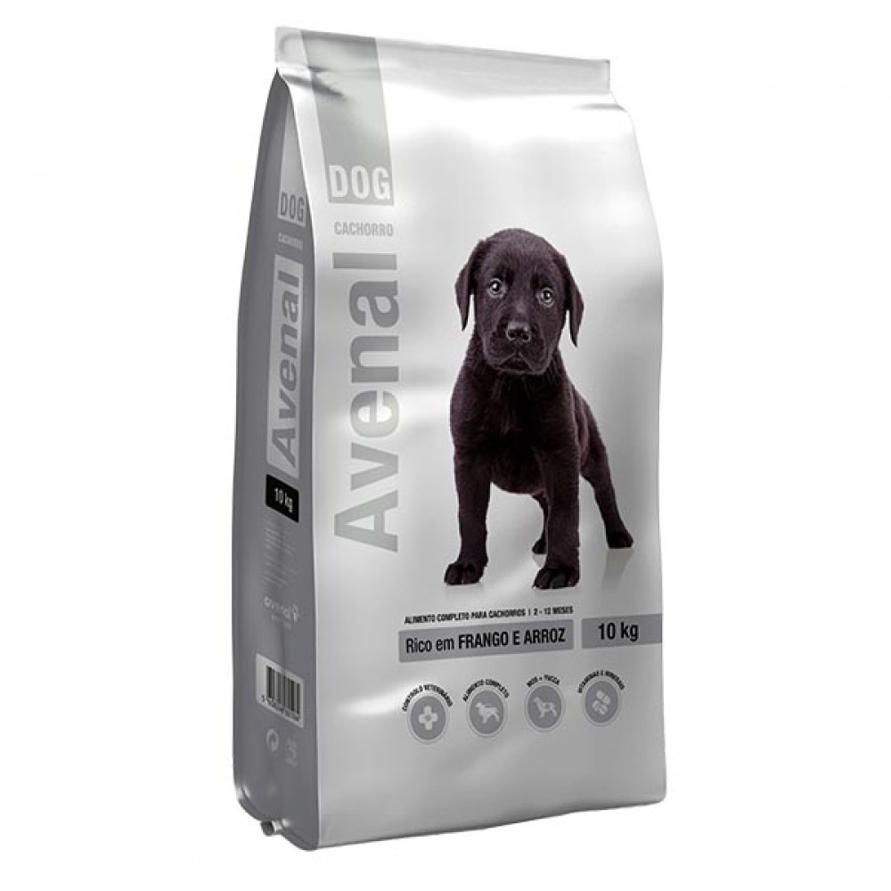 AVENAL Dog Cachorro 10Kg