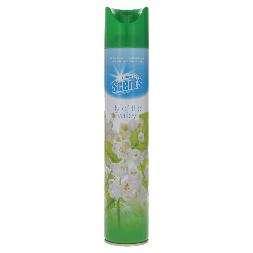 AT HOME Scents Lilly of t