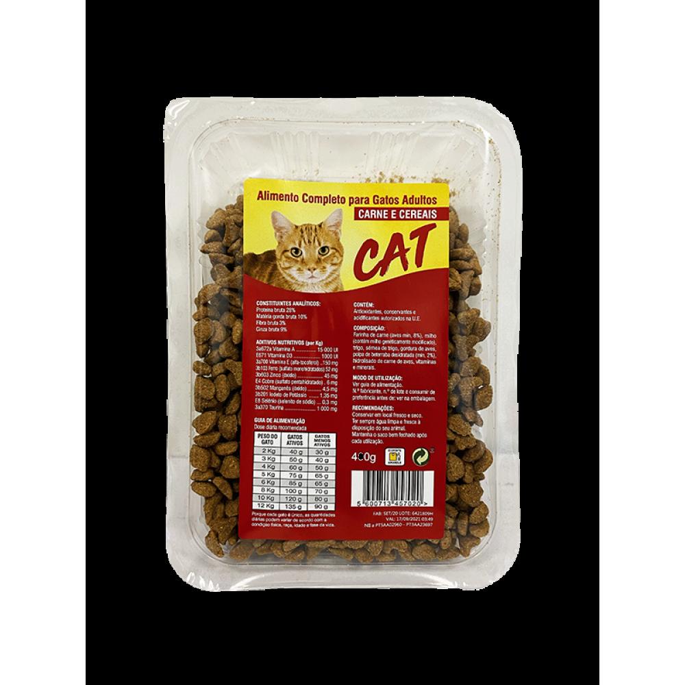 CAT Alimento Completo P/